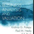 Business Analysis and Valuation IFRS edition 5th Edition pdf version