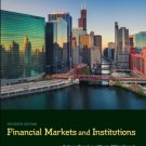 Financial Markets and Institutions 7th Edition  pdf version