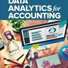 Data Analytics for Accounting 2nd Edition pdf version