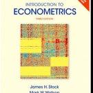 Introduction to Econometrics Update 3rd Edition pdf version