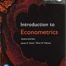 Introduction to Econometrics, 4th Global Edition pdf version