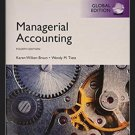 Managerial Accounting 4th edition global Karen W. Braun with answer pdf version