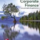 Corporate Finance: Core Principles and Applications 6th edition  pdf version