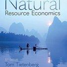 Environmental and Natural Resource Economics 11th pdf version