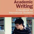 Academic writing A Handbook for International Students 5th edition pdf version