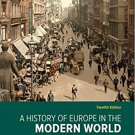 A History of Europe in the Modern World 12th Edition pdf version