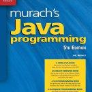 Murach's Java Programming 5th Edition pdf version