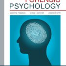 Forensic Psychology 5th edition Joanna Pozzulo pdf version