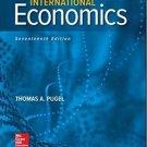 International Economics 17th Edition by Thomas Pugel pdf version