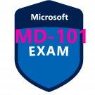 test bank Microsoft Certification Exam : MD-101