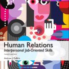 Human Relations Interpersonal Job-Oriented 12th Global edition pdf version