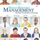 Human Resource Management 10th Edition pdf version