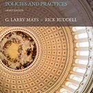 Making Sense of Criminal Justice: Policies and Practices 3rd Edition   pdf version