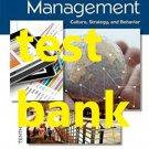 test bank International Management culture strategy behavior 10th edition  pdf version