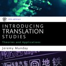 Introducing Translation Studies Theories and Applications pdf version A