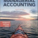 Managerial Accounting: Tools for Business Decision Making 8th Edition pdf version