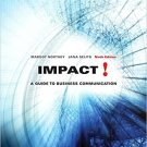Impact: A Guide to Business Communication, Ninth Edition 9th Edition pdf version