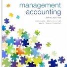 Management Accounting 3rd Edition Eldenburg pdf version