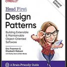 Head First Design Patterns: Building Extensible and Maintainable... 2nd Edition pdf version
