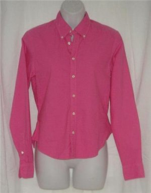 NWT Polo Ralph Lauren Pink LS Button Down Shirt 6 Small