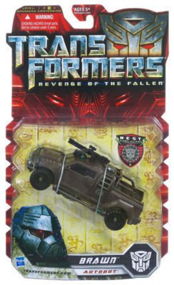 Transformers Movie Deluxe brawn revenge of fallen