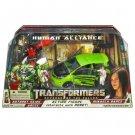 ROTF Human Alliance SKIDS Arcee Transformers 2 MISB