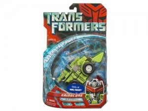 transformers walmart movie grindcore moc rare