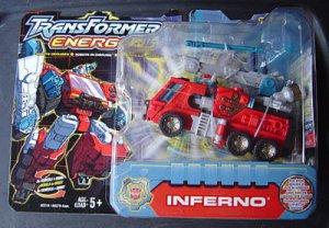 transformers energon inferno moc