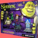 McFarlane Shrek and Friends Set 2001 Shrek mib fiona