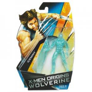 ICEMAN MARVEL UNIVERSE X-MEN ORIGINS WOLVERINE MOC