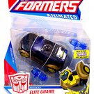 transformers animated elite guard Bumblebee mib rare
