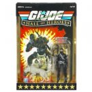 G.I.JOE 25TH 3.75 INCH HALL OF HEROES snake eyes timber