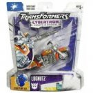 transformers cybertron Lugnutz moc rare figure