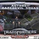 transformers autobot daredevil squad bumblebee misb