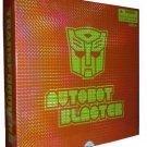 Transformers Universe SDCC AUTOBOT BLASTER New misb G1