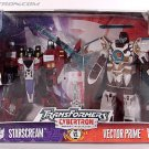 Transformers Cybertron Starscream Vs Vector Prime MISB NEW Toys R Us Exclusive!!