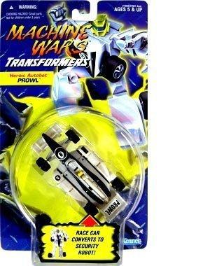 Transformers Machine Wars prowl 1996 Kenner MIB