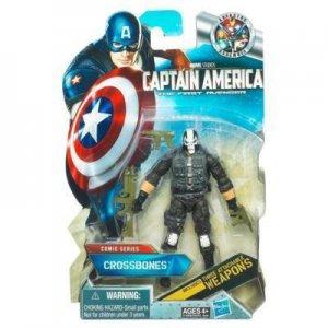 Marvel Universe Captain America Movie CrossBones #10 Action Figure