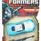 Transformers generations Deluxe Class blurr mosc NEW