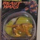 transformers Beast Wars fox kids cheetor moc rare