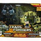 TRANSFORMERS HFTD The Fury Of Bonecrusher MISB New Ironhide