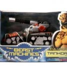 transformers beast machines tankor moc rare