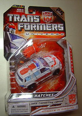 Deluxe IRONHIDE Universe G1 Classics Transformers MOC