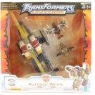 transformers universe Whirl Gunbarrel & Makeshift misb