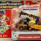 transformers energon roadblock moc