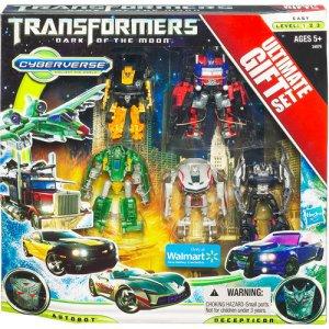 Transformers DOTM Cyberverse Ultimate Gift Set Walmart