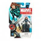 Marvel Universe Black Widow 011 series 2 MOC avengers