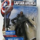 NICK FURY Captain America Avenger Movie Figure Walmart moc