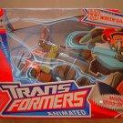 transformers animated wreck-gar mib rare