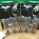 THE DARK KNIGHT RISES Heroclix Retail Complete 10 Figure Set 201-210 TARGET